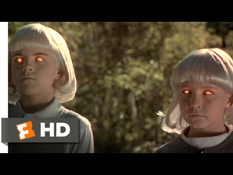 Village of the Damned (1995) - Don't Argue With the Children Scene (5/10) | Movieclips