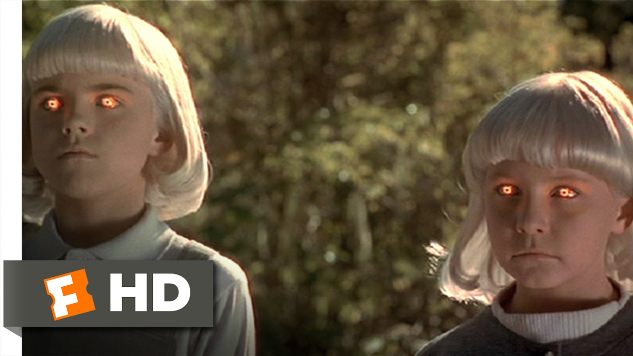 Download Village of the Damned (1995) - Don't Argue With the Children Scene (5/10)   Movieclips