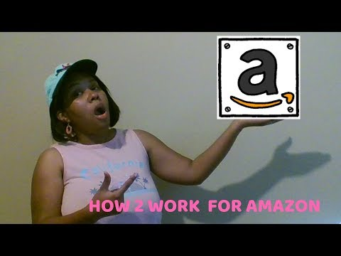How to get the Amazon Warehouse Job!