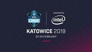 ESL Katowice Mineski Vs. Gambit Esports // Game 2