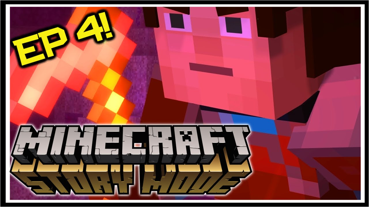 Minecraft Story Mode The Final Battle Block A Hard Place Episode 4 3 You