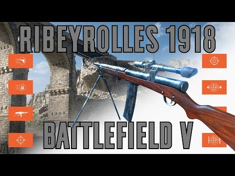 Ribeyrolles 1918 Specialization Breakdown & Gameplay - Battlefield V thumbnail