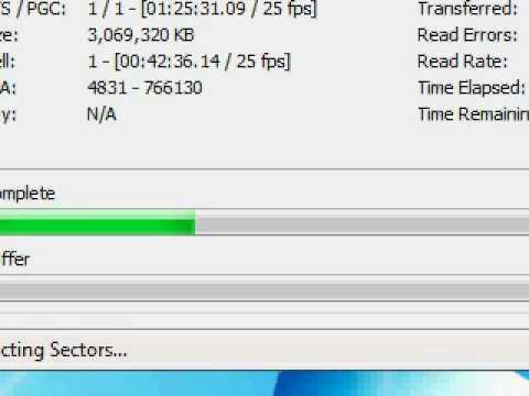 Dvd Decrypter Error