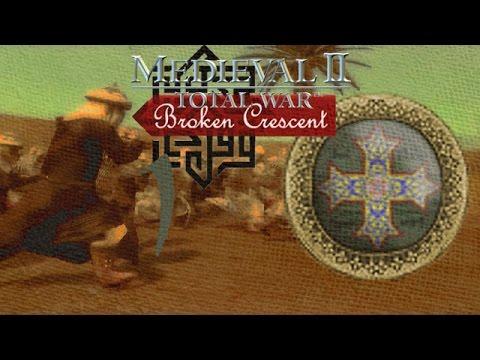 Zagrajmy w Medieval 2 Total War: Broken Crescent - Makuria odc.1 (Czarna inwazja, rozpoczęta)