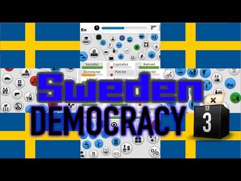 Socialist-Liberal Sweden [Democracy 3]