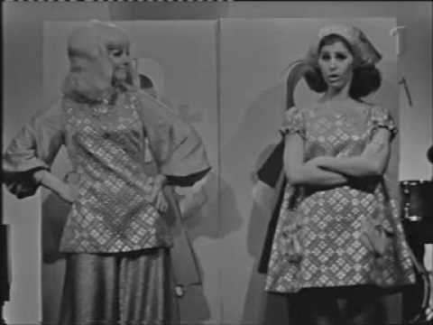 ABBA Frida Lyngstad Love & Marriage Venezolana TV Clip 1960's