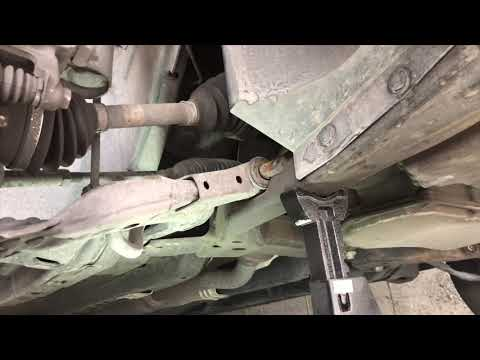 2007 Saturn Ion Lower Control Arm Replacement