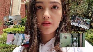 Hariku Sebagai Pelajar Bahasa Korea | VLOG #3