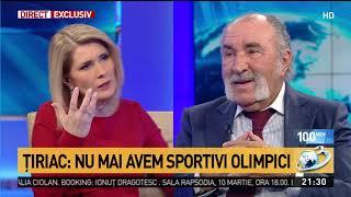 Ion Țiriac a aflat de la Antena 3 că a fost interceptat de DNA