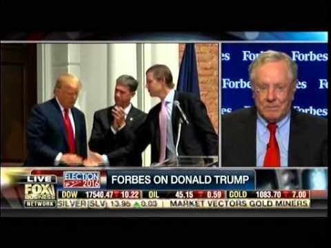 Forbes On Donald Trump - Election 2016 - After The Bell