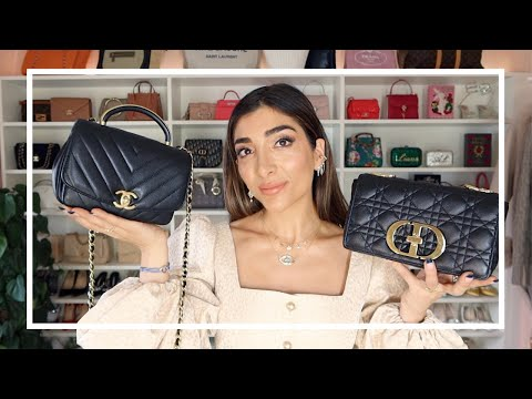 50 OF THE BEST & WORST LUXURY HANDBAGS! Dior, CHANEL, Fendi & more | Amelia Liana