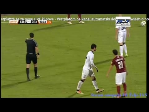 FK Sarajevo - FK Željezničar (II poluvrijeme)