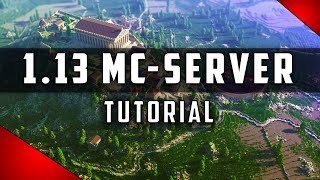 Minecraft Spigot Server Tutorial In Dreams - Minecraft server erstellen 1 8 spigot