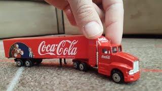 Driving toy Trucks for Children with Dlan