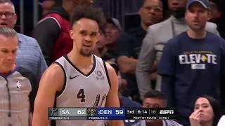 San Antonio Spurs vs Denver Nuggets | April 13, 2019