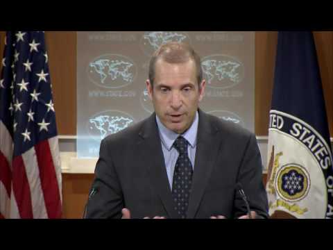 Daily Press Briefing - December 6, 2016
