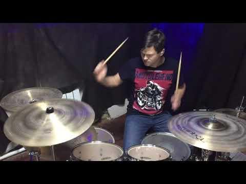 Kirill Tomilov - Smells Like Teen Spirit (Nirvana Drum Cover)