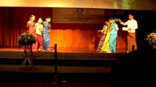 AIT culture show myanmar performance 2010