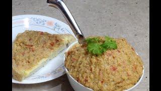 Mock Chicken Vegetarian Sandwich  Spread Video Recipe Cheekyricho