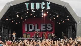 IDLES 'Rottweiler live @ Truck Festival, Oxfordshire 26/07/19