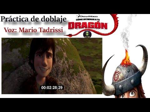 Hipo y Desdentao - Como entrenar a tu dragon