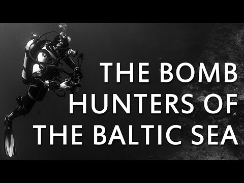 Bomb hunters of the Baltic Sea