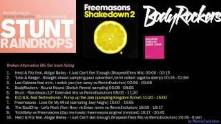 Sound Foundry Mix Set Part 2 of 3 Oakenfold Tube & Berger Tom Novy Stunt Technotronic HD HQ