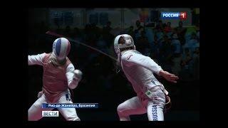Уфимцы Тимур Сафин и Артур Ахматхузин завоевали золото Олимпийских игр