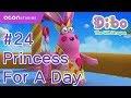 [Dibo the gift dragon] #24 Princess For A Day(ENG DUB)ㅣOCON