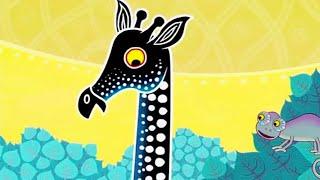 Tinga Tinga Tales Official | Why Giraffe Has Long Neck | Full Episodes | Kids Cartoon