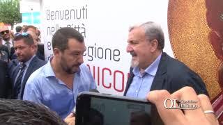 Emiliano provoca Salvini: Ecco San Nicola, il nero più famoso di Puglia