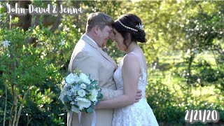 John-David + Jenna - Wedding Film