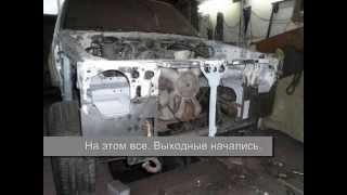 Nissan Terrano. Ремонт.(, 2010-02-16T17:03:56.000Z)