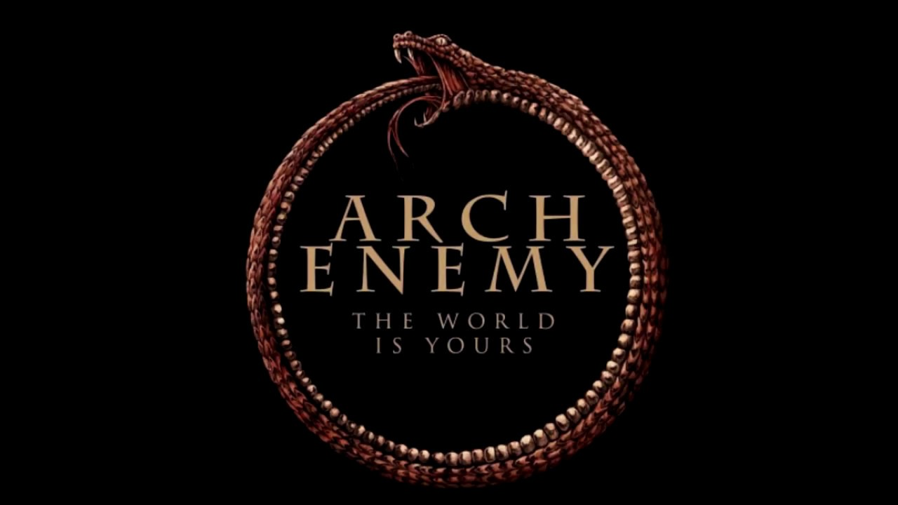 Arch Enemy The World Is Yours Jeff Loomis solo cover