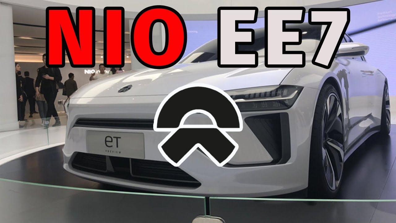 Nio Stock Important News About Ee7 Sedan And Nio Day Hype Nio Selling 5 Vehicles In 2021 Youtube