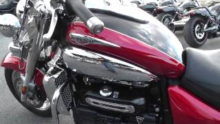 615933 - 2014 Triumph Rocket III Touring - Used Motorcycle for Sale