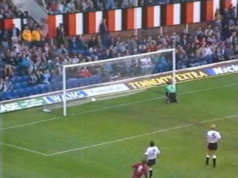 [90/91] Derby County v Manchester City, Oct 20th 1990