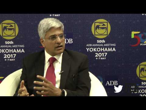 Asian countries exploring for new forms of infrastructure financing - View from ADB 2017