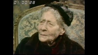 Victorian women | Life in Victorian times | 108 year old woman | Money Go Round | 1977