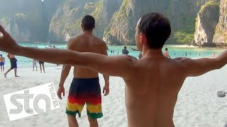 HK2NY | Round the World Trip| STA Travel