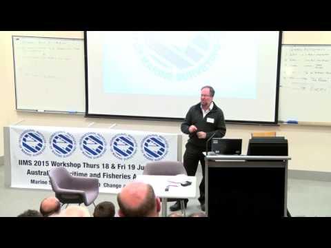 Professor Gary Whittert talks mens health at the IIMS Australia Technical Workshop
