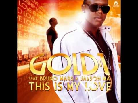 Gold 1 Feat. Bruno Mars & Jaeson Ma - This Is My Love (David May Original Mix)