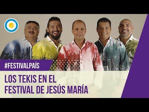 Los Tekis en el Festival de Doma y Folklore de Jesús María 2016