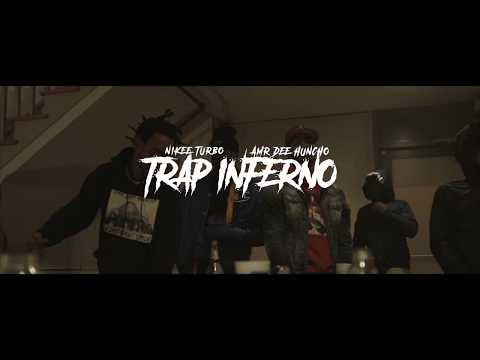 NIKEE TURBO - Trap Inferno ft. AMR DEE HUNCHO (Official Video)