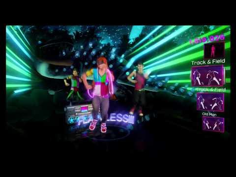 Dance Central 2, Daft Punk Technologic Gold Star