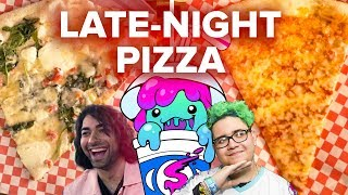 The Best Late-Night Pizza ft. Slushii