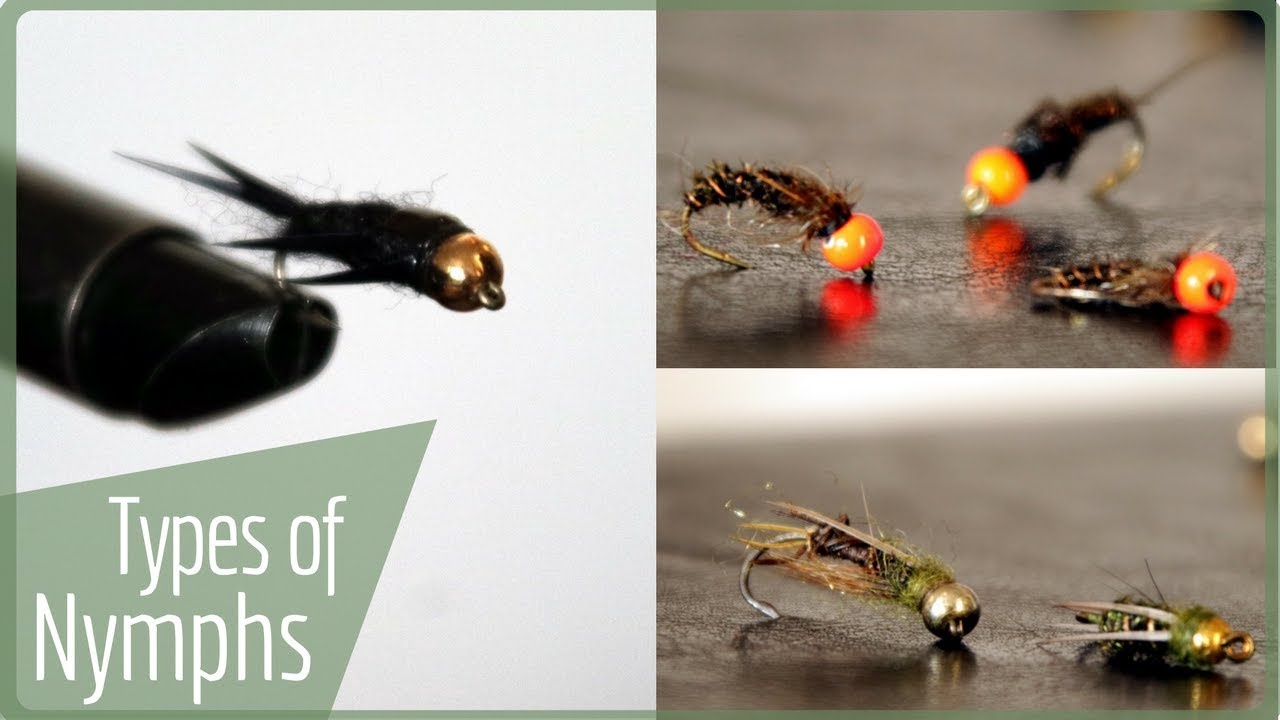 3 Yellow Stonefly Nymphs Trout // Grayling Flies