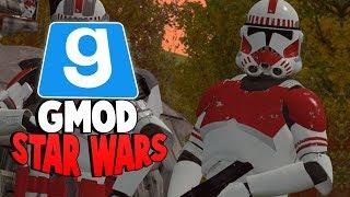 Gmod Star Wars RP - THE PETTY BOY RETURNS
