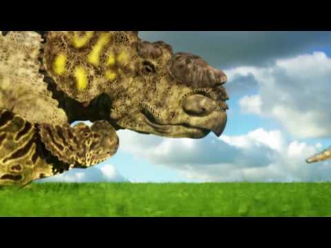 Philip j Currie Dinosaur Museum 3-D animation