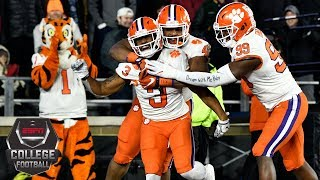 Clemson rolls to 27-7 victory vs. Boston College | College Football Highlights